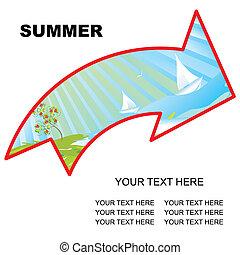 summer arrow