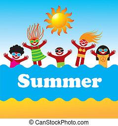 summer-beach-background