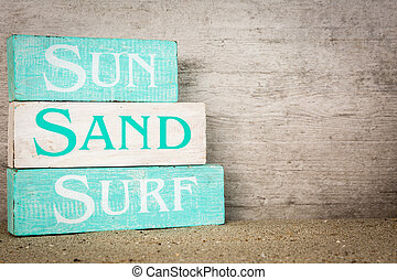 Summer Beach Decor