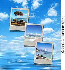 summer beach images