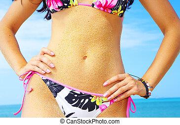 summer belly