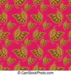 Summer colorful seamless pattern