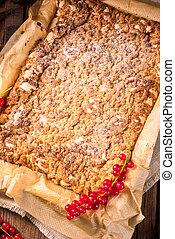 summer Currant cake