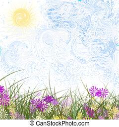 Summer Daze - A bit of summer \\\'daze\\\' fantasy...