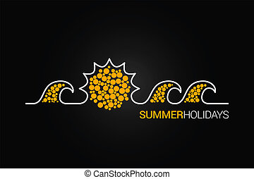 summer design background