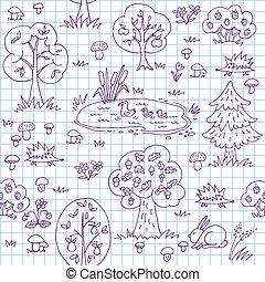 summer forest-02