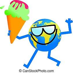 summer globe