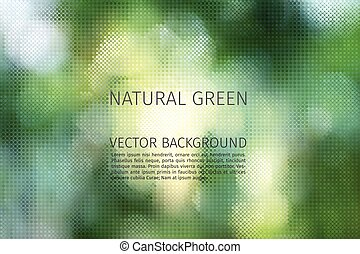 summer green background