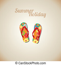 Summer Holiday cards