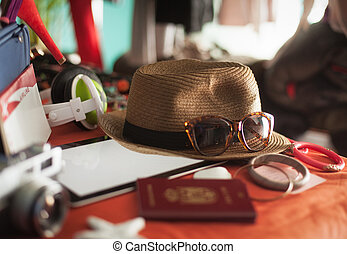 Summer Holiday Preparation