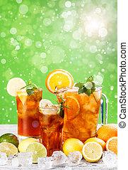 Summer iced tea