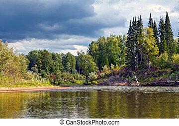 Summer in Siberia