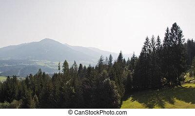Summer in the Austrian Alps