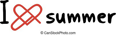 summer love icon