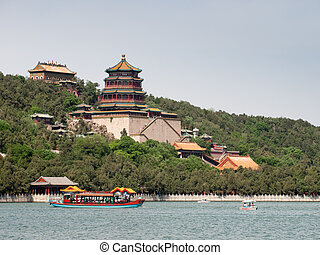 Summer Palace, Beijing - The imperial Summer Palace in ...