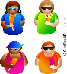 summer people - summertime