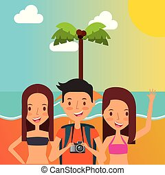 summer people vacations
