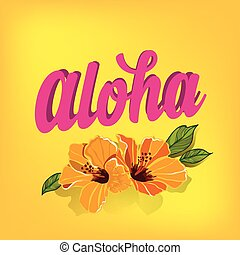 Summer poster.Typography vector. - Summer poster and...