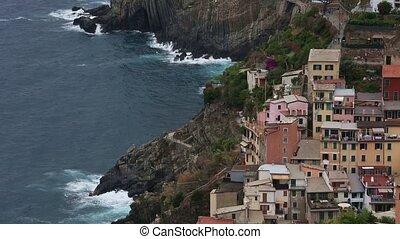 Summer Riomaggiore, Cinque Terre - Beautiful summer...