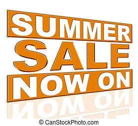 Summer Sale Means At The Moment And Cheap - Summer Sale...