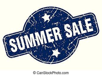 summer sale sign