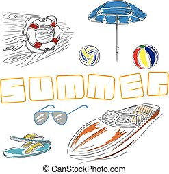 Summer set