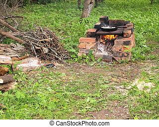 summer stove