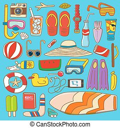 Summer stuff collection