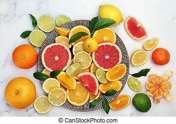 Summer Sunshine Fruit