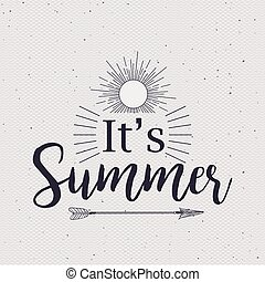 summer time design
