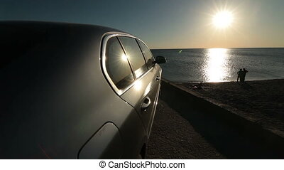 Summer Travel Destination - Summer travel destination - car...