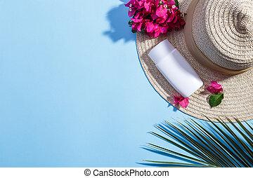 Summer, vacation background