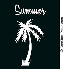 summer vacations design, vector illustration eps10 graphic