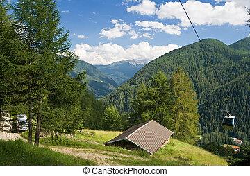 Pejo valley