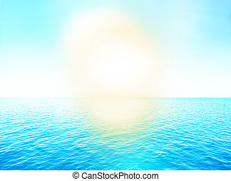 Summer Water Ocean