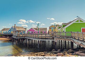 summerside, waterfront