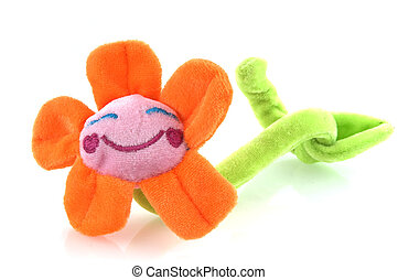 Summertime - summertime with smiling flower