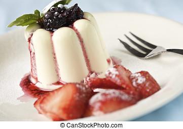 Sumptuous dessert