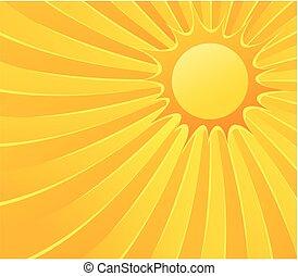 sun., φόντο