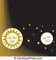 Sun and Moon #1