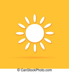 sun art color vector