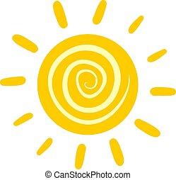 sun art draw