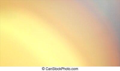 Sun Flares on Black Background Shoot in Studio