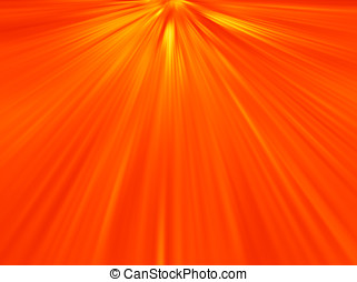 Sun light abstraction background