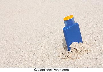 Sun lotion