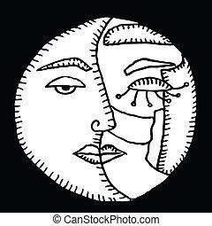 Sun-Moon combination