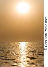 Sun or moon