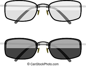Sun-protection glasses