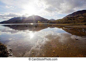 Loch Shiel Lake