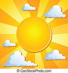 Sun theme image 8